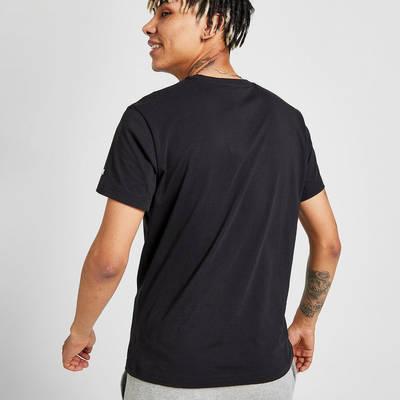 Champion Reflective T-Shirt Black Back