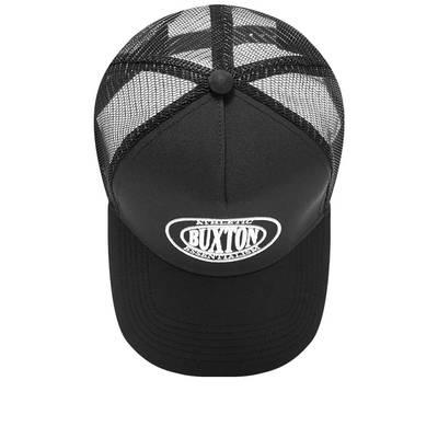 Cole Buxton Athletic Trucker Cap Black Top