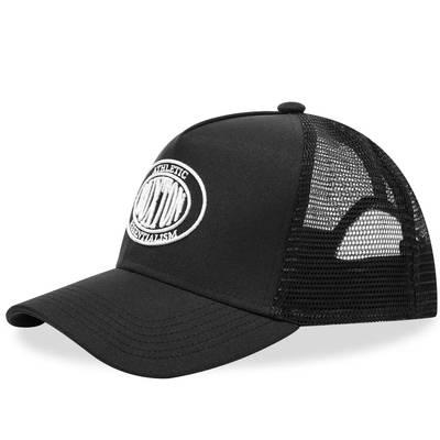 Cole Buxton Athletic Trucker Cap Black