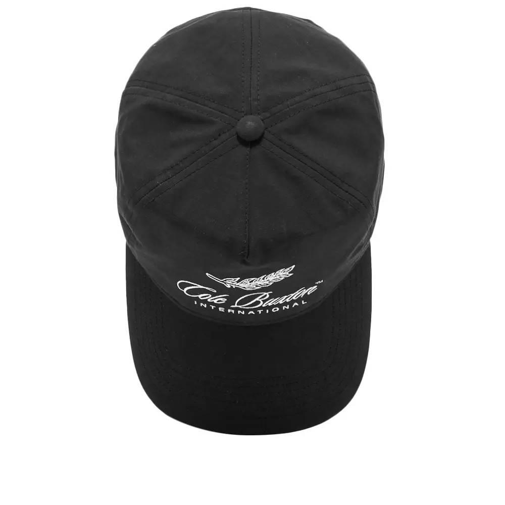 Cole Buxton International Dad Cap Black Top