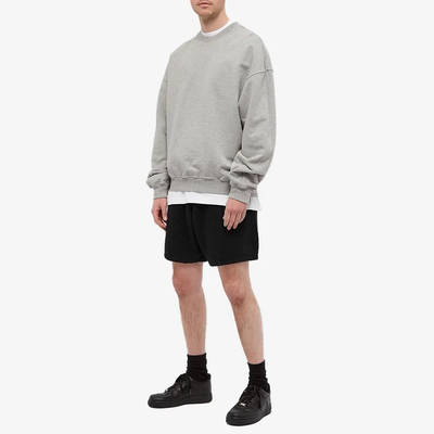 Cole Buxton Knitted Shorts Black Full