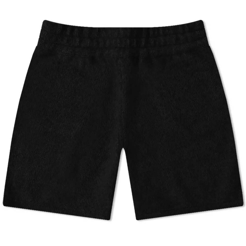 Cole Buxton Knitted Shorts Black