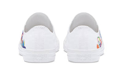 Converse Chuck Taylor All Star Pride Low White Back