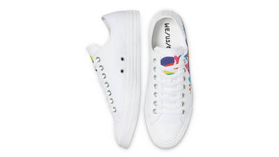 Converse Chuck Taylor All Star Pride Low White Middle