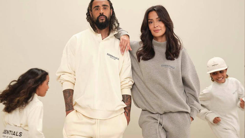The Fear Of God Essentials Spring 2021 Collection Is Dropping This Week With Kid's Sizes!