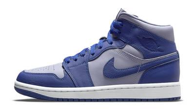 Jordan 1 Mid Grey Blue DH7821-500
