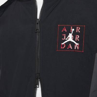 Jordan AJ5 Jacket DD5268-010 Detail 2
