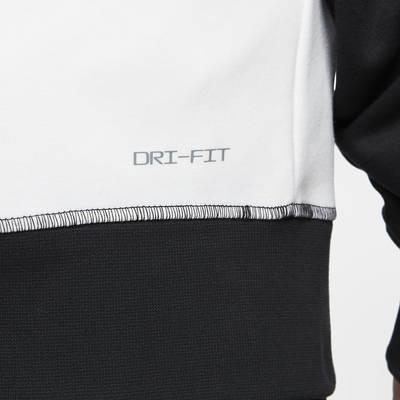 Jordan Dri-FIT Zion Fleece Hoodie DH0582-010 Detail 4