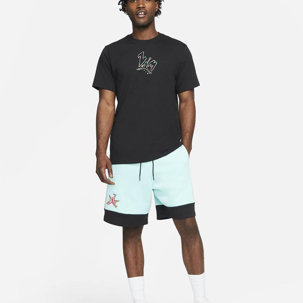 Jordan Jumpman 23 AIR Short-Sleeve T-Shirt DC4828-010 Full