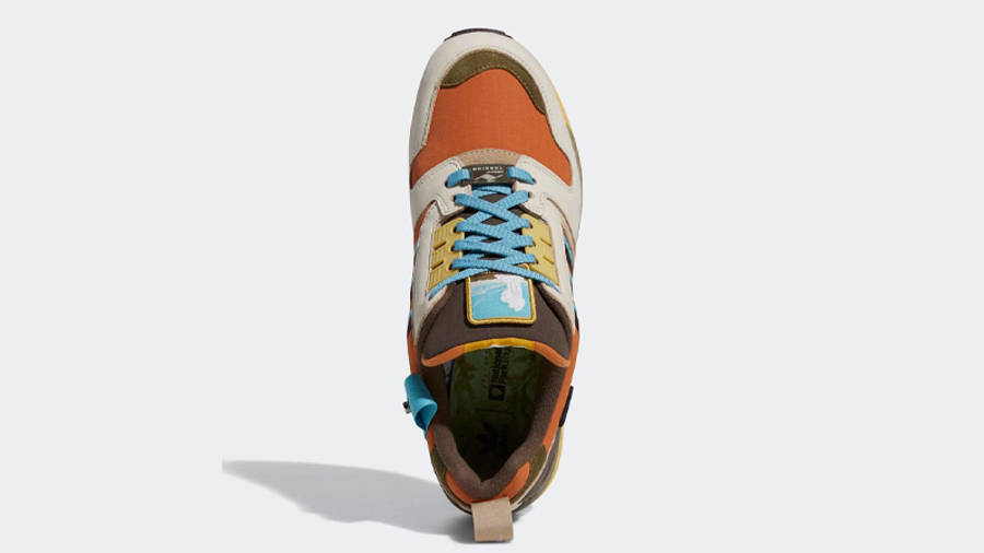 National Park Foundation x adidas ZX 8000 Yellowstone Middle