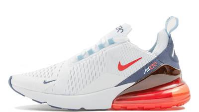 Nike Air Max 270 White Peach