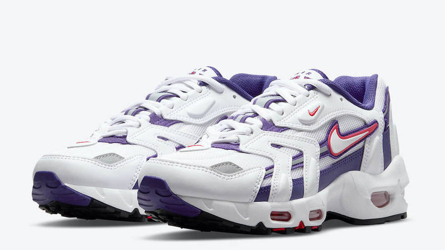 Nike Air Max 96 2 Cherry Front