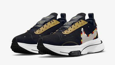 Nike Air Zoom Type Black Gold DJ6143-001 front