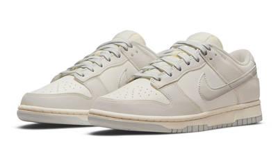 Nike Dunk Low Light Bone DD1503-107 Side