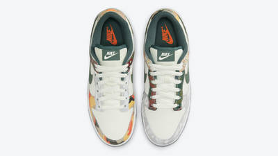 Nike Dunk Low Multi Camo Middle