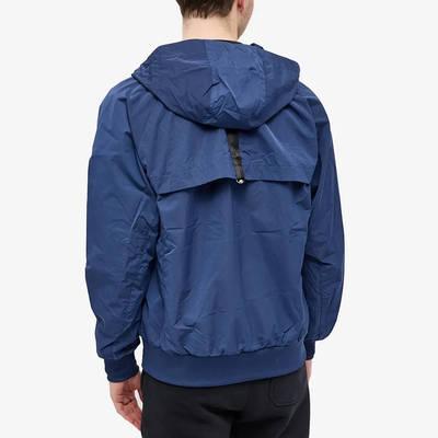 Nike Hd Windunner Jacket Midnight Navy Back