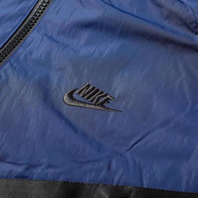 Nike Hd Windunner Jacket Midnight Navy Detail 2