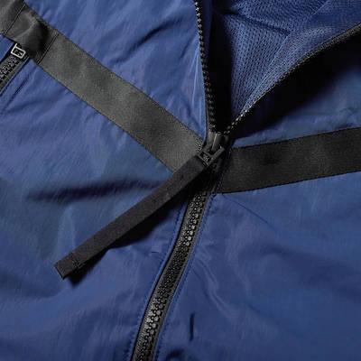 Nike Hd Windunner Jacket Midnight Navy Detail 3