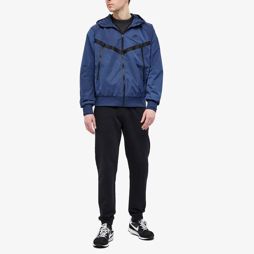 Nike Hd Windunner Jacket Midnight Navy Full