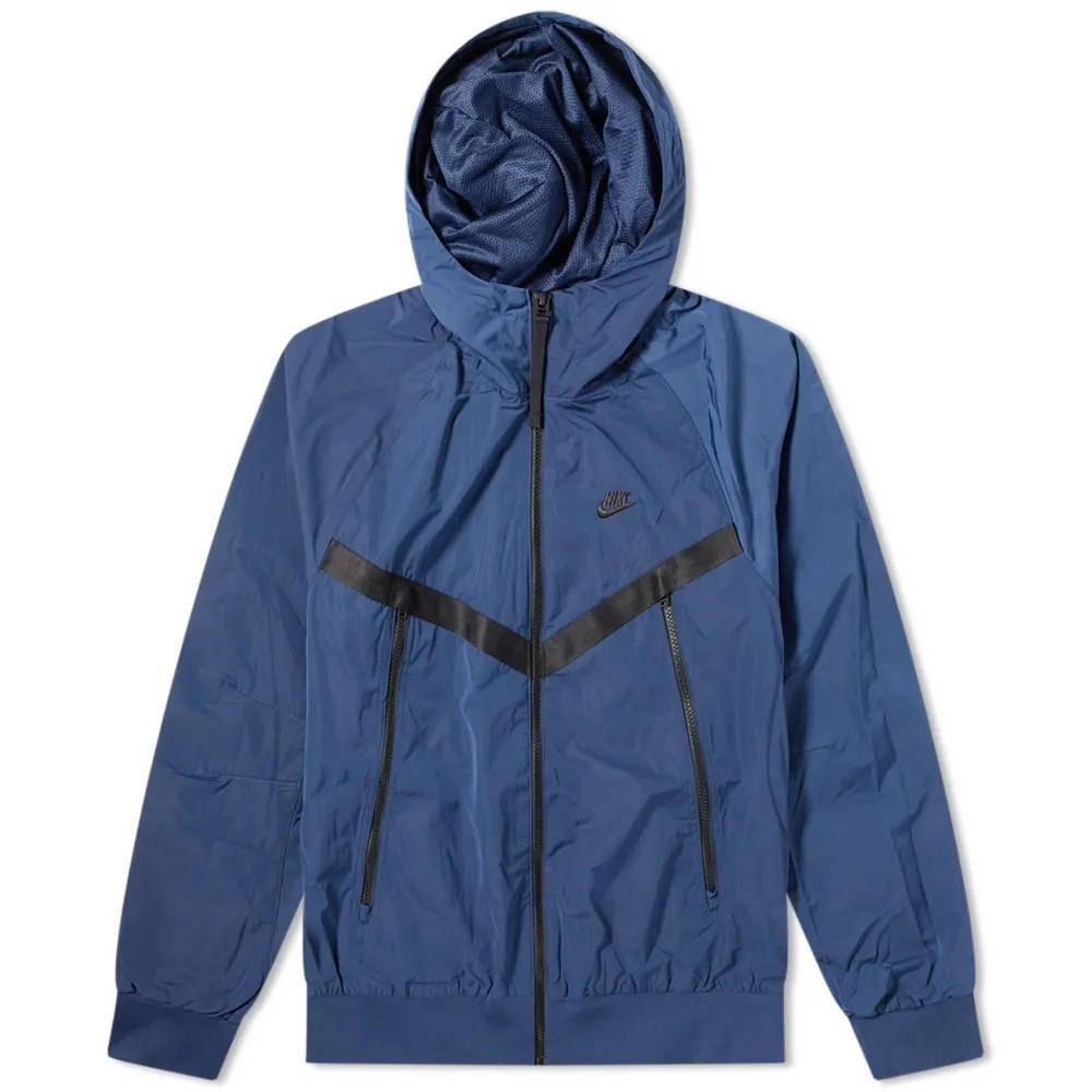 Nike Hd Windunner Jacket Midnight Navy