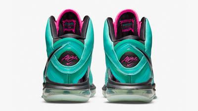 Nike LeBron 8 South Beach Back