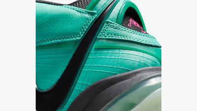 Nike LeBron 8 South Beach Closeup