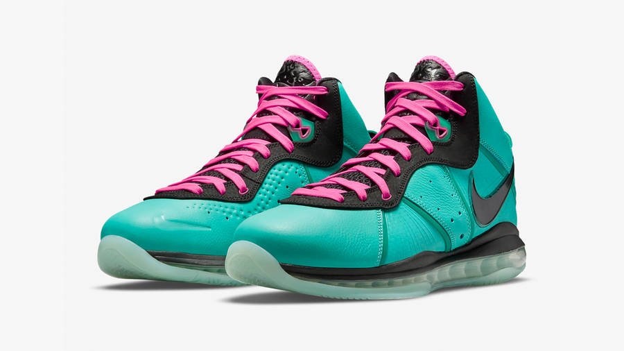 Nike LeBron 8 South Beach Front