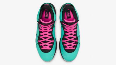 Nike LeBron 8 South Beach Middle