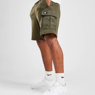 Nike Modern Lightweight Cargo Shorts Green