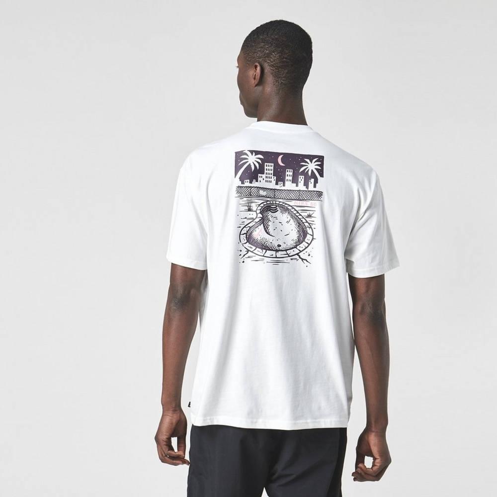 Nike SB T-Shirt White Back