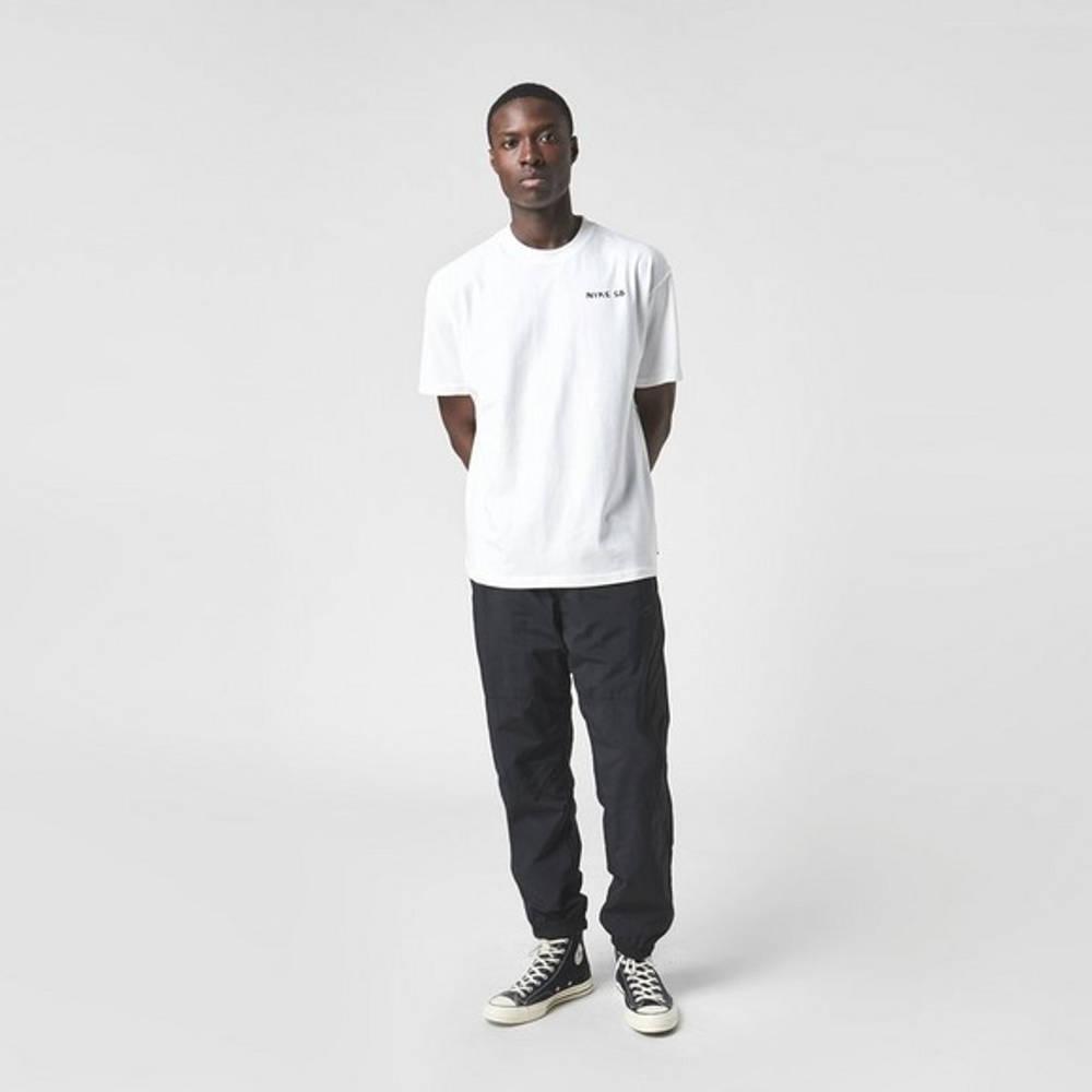 Nike SB T-Shirt White Full