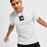 The North Face Central Box Short Sleeve T-Shirt Grey