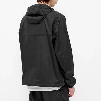 The North Face Cyclone 1-2 Zip Anorak Black Back
