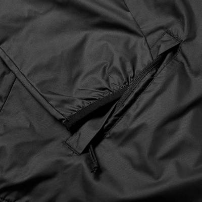 The North Face Cyclone 1-2 Zip Anorak Black Detail 3