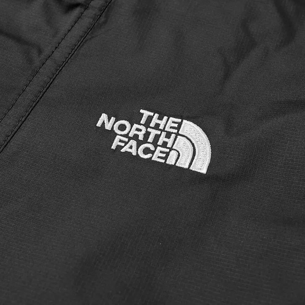 The North Face Cyclone 1-2 Zip Anorak Black Detail