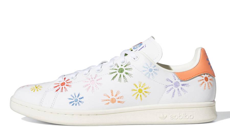 adidas Stan Smith Pride Cloud White