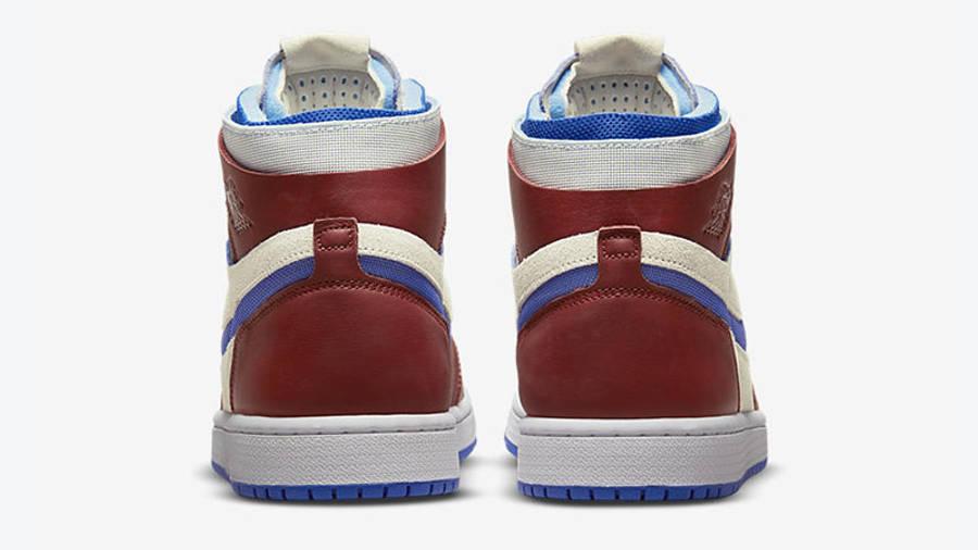 Air Jordan 1 High Zoom Ivory Blue CT0979 001 back