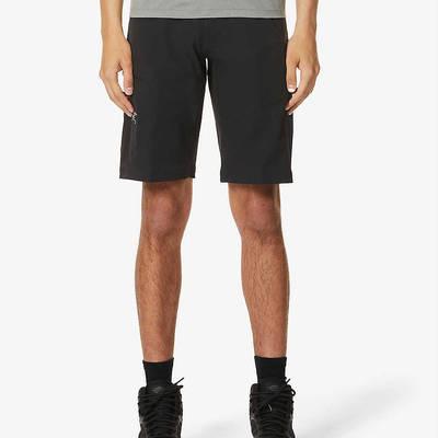 Arc'teryx Gamma LT Shorts Black Front
