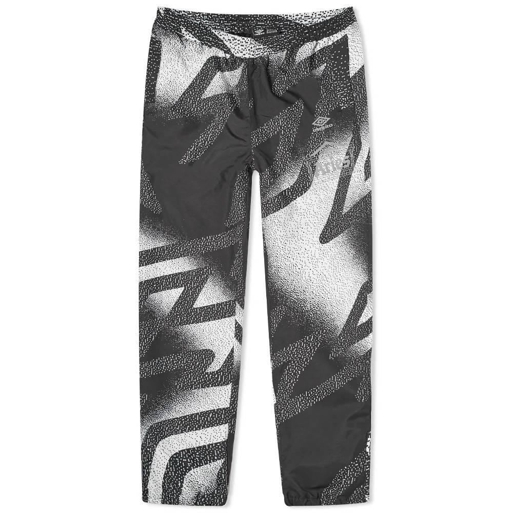 Aries x Umbro Training Pant Black White