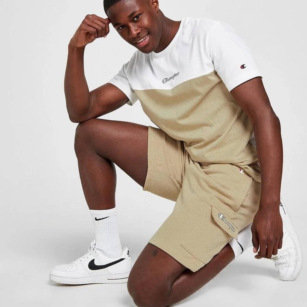 Champion Cargo Shorts Brown Full 2