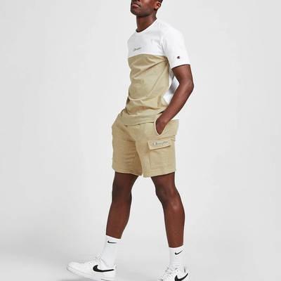 Champion Cargo Shorts Brown Full