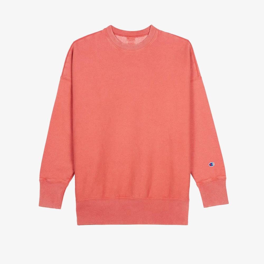Champion Garment Dye Crew Neck Sweatshirt 214924-CHL