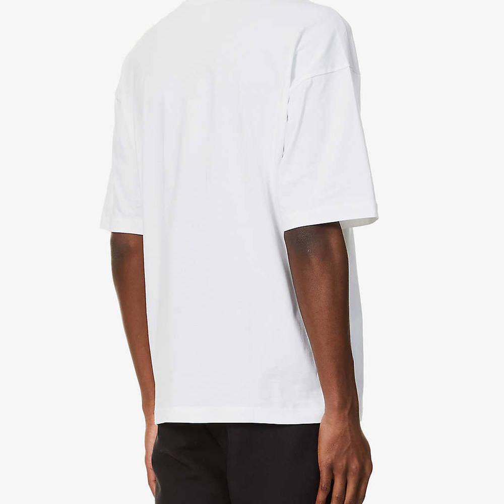 Champion Painter Graphic Print T-Shirt White Back