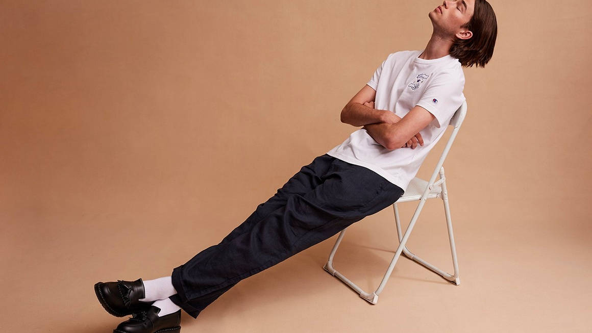 """You Won't Have to Fantasise About Good Fits With This Percival x Champion """"Daydreaming"""" Collab"""
