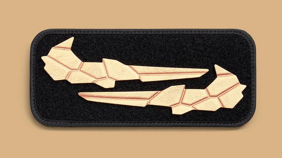 Gundam x Nike SB Dunk High 02 Banshee DH7717-400 Detail 4