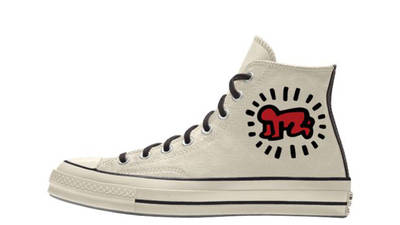 Keith Haring x Converse Chuck 70 By You