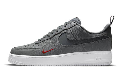 Nike Air Force 1 Grey Red White DN4433-00