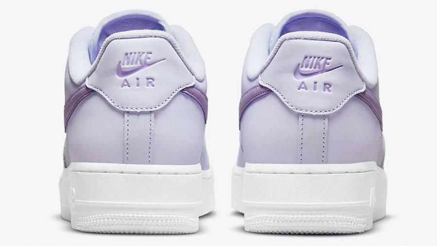 Nike Air-Force 1 Lavende DN5063-500 back