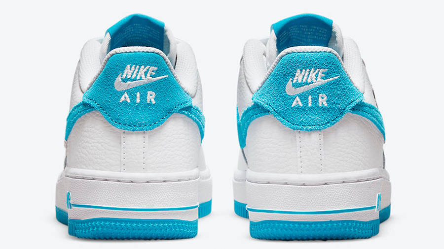 Nike Air Force 1 Low Space Jam DJ7998-100 back