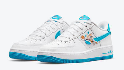 Nike Air Force 1 Low Space Jam DJ7998-100 front